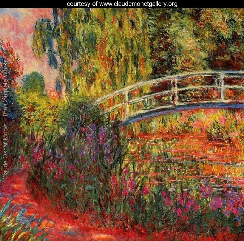 Claude monet nature for Monet paintings images